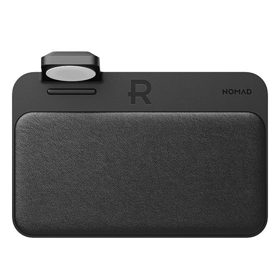 Nomad Wireless Charging Station With Watch Charge Tech Accessories Mark And Graham